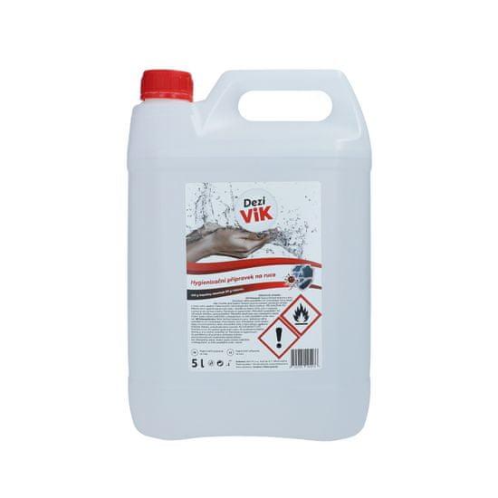 ViK DeziViK hygienizační přípravek na ruce 5L