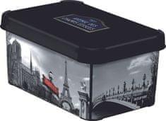 Curver úložný box S Paříž