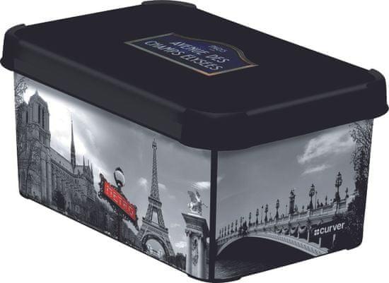 CURVER pudełko do przechowywania S Paryż