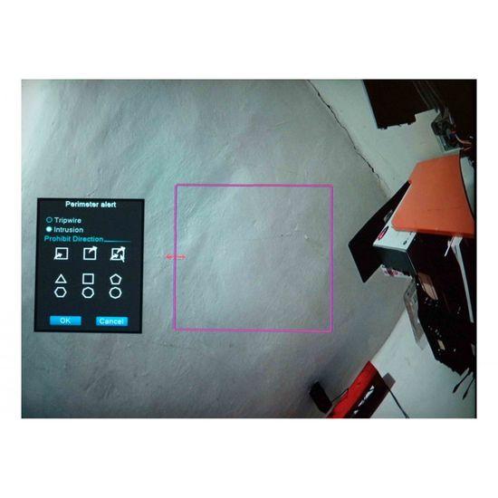 Eonboom 8CH 5MPx AHD kamerový set CCTV 4+4 - DVR s LAN a 4+4 venkovní bullet/dome kamery
