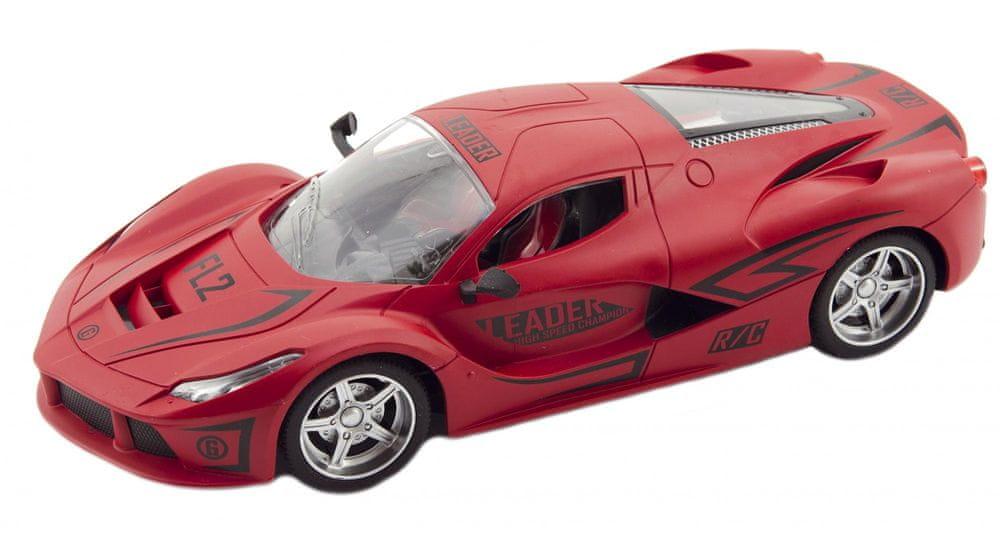 Teddies Auto RC na dálkové ovládání plast 27MHz 25cm