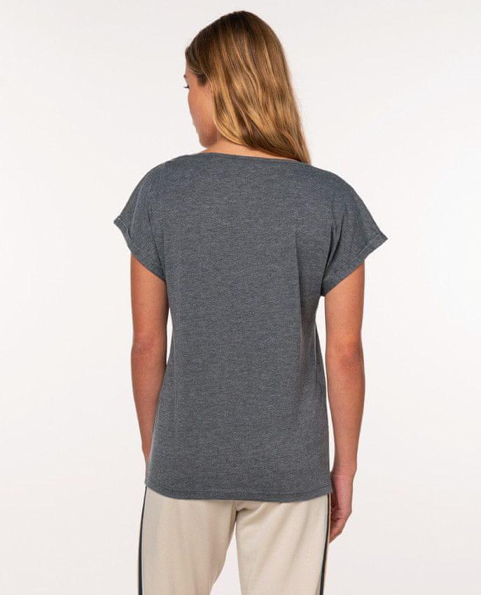 Rip Curl dámské tričko Sunshine Tee M šedá