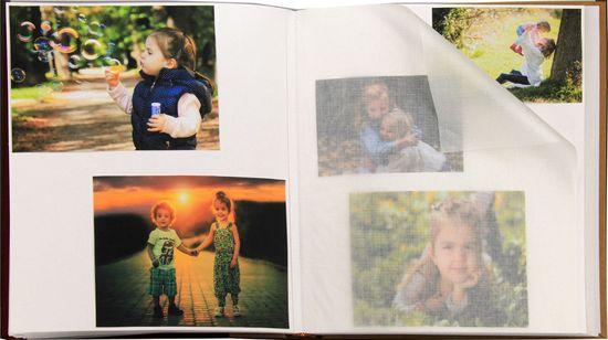 Henzo Foto album za slike, 60 belih strani 28x30 cm 20032.12