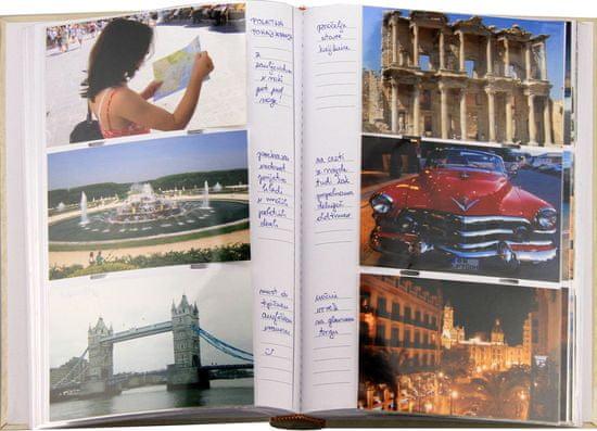 Henzo Memo foto album, 300 slik 10x15 cm, z žepki 98246.03
