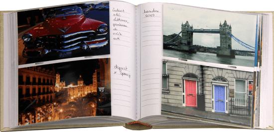 Goldbuch Memo foto album, 200 slik 10x15, z žepki #17232.01