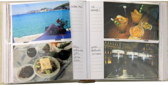 Henzo Memo foto album, 200 slik 10x15, z žepki 98245.07