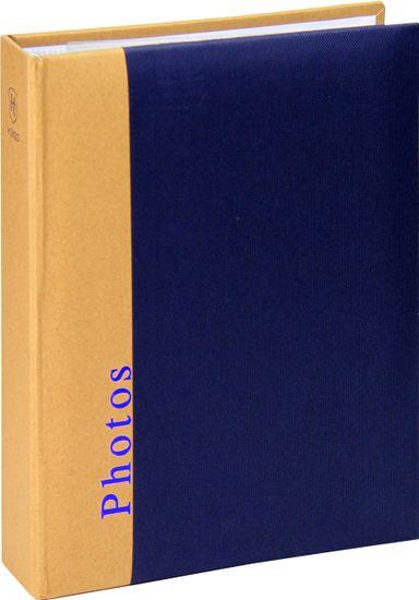 Henzo Memo foto album, 200 slik 10x15, z žepki 50206.07