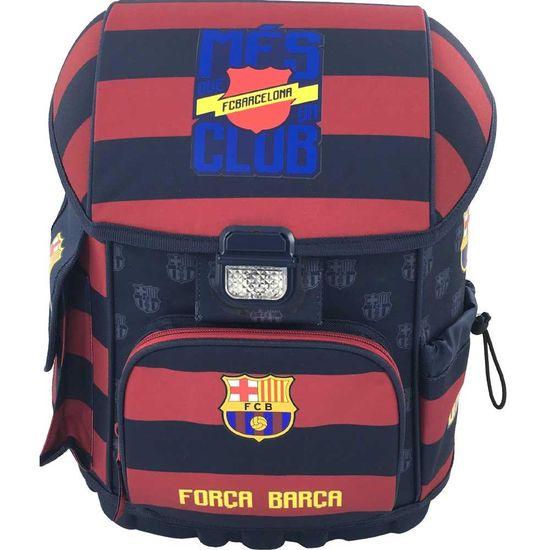 Barcelona FC torba, ABC, rdeča/modra
