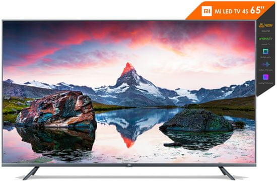 Xiaomi Mi TV 4S 65 4K UHD DLED televizor, Android TV (ELA4457RU)
