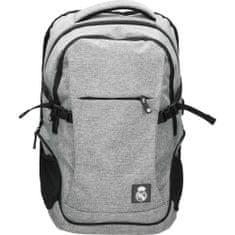 FC Real Madrid Premium ruksak, svijetlo siva