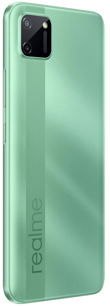 realme C11, 3GB/32GB, Mint Green
