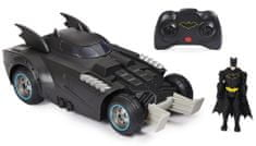 Spin Master Batman RC Batmobil z figurką i katapultą