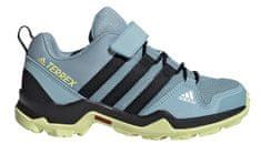 Adidas dětská obuv U TERREX AX2R CF K EF2234 39,3 šedá
