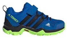 Adidas chlapecká obuv TERREX AX2R CF K EF2233 39,3 modrá