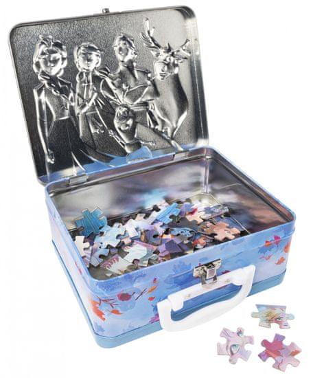 Cardinal Games Cardinal Games Frozen puzzle v kovčku