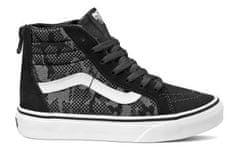 Vans gyermek cipő JN SK8-Hi Zip (PATTERN CAMO) VN0A4UI40GS1, 34,5, szürke