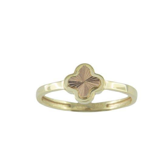 Amiatex Arany gyűrű 66636, 59, 1.45 G