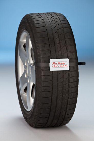 AHProfi Štítok menší na pneu, balenie 100 ks - 0850330