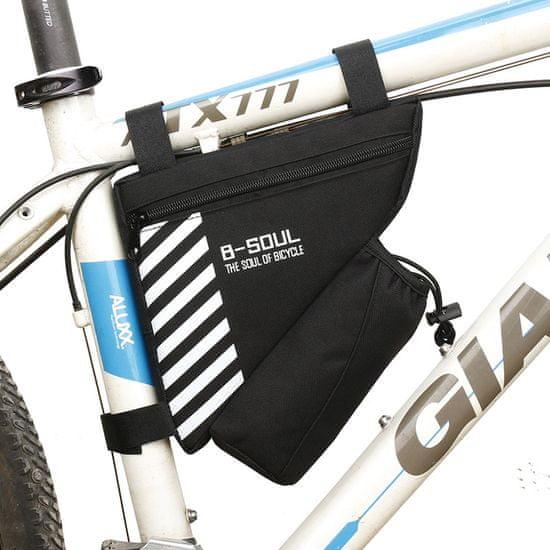 B-SOUL Cyklistická brašna do rámu