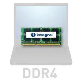 Integral pomnilnik (RAM) za prenosnik, 8 GB DDR4, 2666 MHz, CL19 (IN4V8GNELSI)