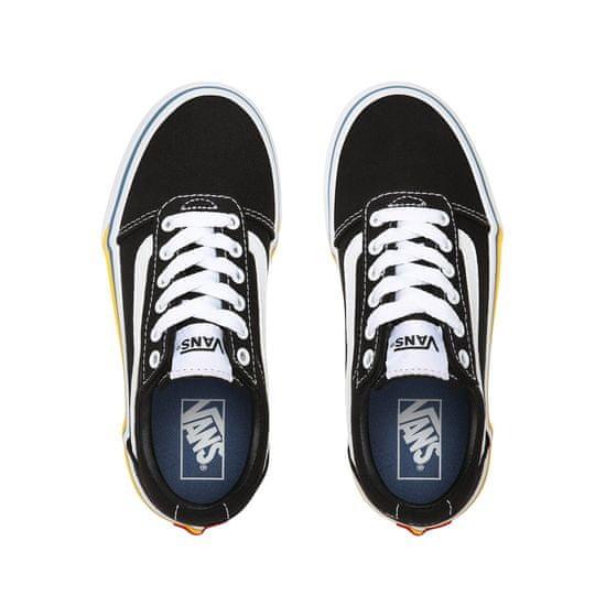 Vans VN0A38J92B31 YT Ward Check Sidewall otroški čevlji