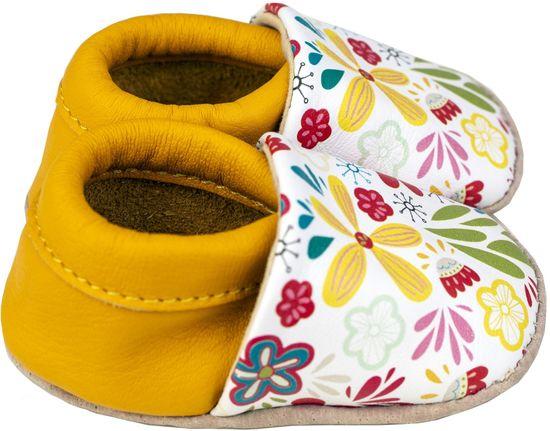 Medico lány kiscipő az első lépésekhez ME 4588 G