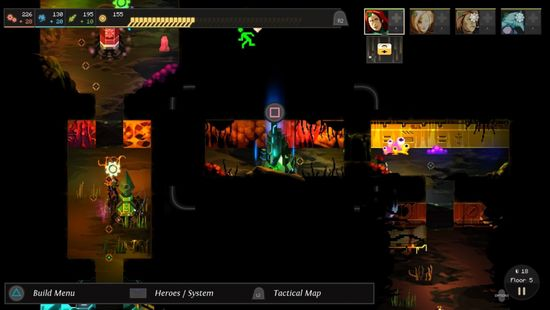 Merge Games Dungeon of the Endless igra, (Switch)