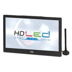 """Trevi Televize , LTV 2010 HE, přenosná, 10"""", HD DVBT-T2"""