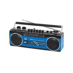 Trevi RR 501 BT RAD.REG.STEREO BLUETOOTH MP3 BLU