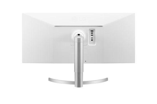 LG ultra širok IPS monitor, 86,36 cm, FHD, HDR (34WN650-W)