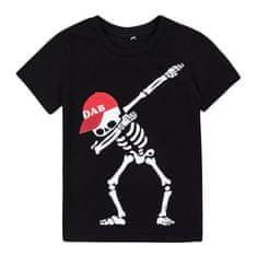 Garnamama chlapecké tričko 116 černá