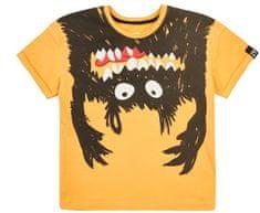 Garnamama chlapecké tričko 98 oranžová