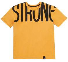 Garnamama chlapčenské tričko 134 oranžová