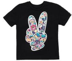 Garnamama chlapecké tričko 98 černá