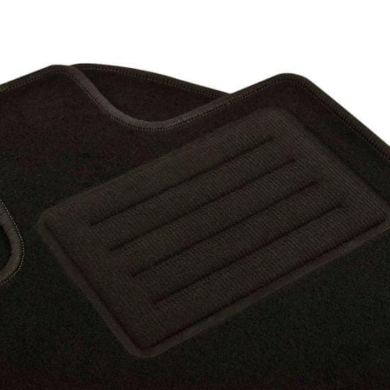 shumee Zestaw 4 dywaników do samochodu Mercedes CLS