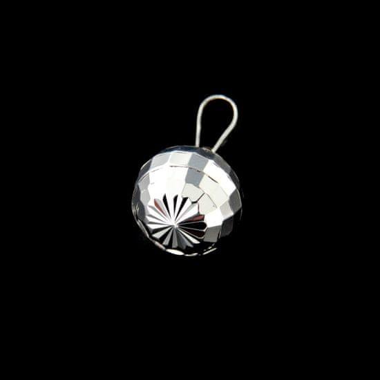 Amiatex Wisiorek srebrny 15305 + Skarpetki Gatta Calzino Strech