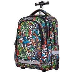 Target Allover ruksak na kotačima, Crazy Cartoon