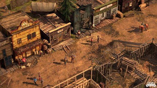 THQ Nordic Desperados III igra, (Xbox One)