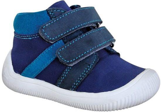 Protetika 72021 Step Navy barefoot fantovski čevlji, modri, 19 - Odprta embalaža