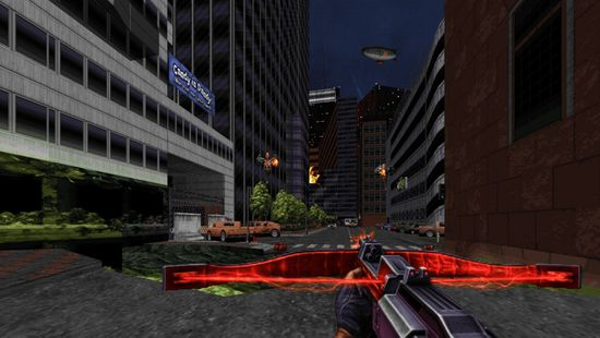 1C Publishing Ion Fury igra, (Switch)