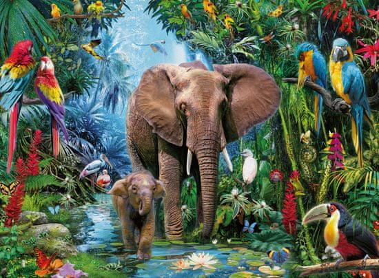 Ravensburger puzzle Safari, 150 elementów