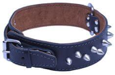 BAFPET ovratnica za psa MOLOSS, bodičasta,2 r., velikosti M