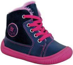 Protetika flexi barefoot lány cipő AMIS FUXIA 72021, 19, sötétkék