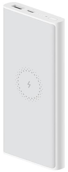 Xiaomi Mi Essential prenosna baterija, 10 000 mAh, Qi brezžično polnjenje, bela