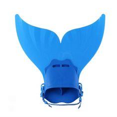 Master monoplutva Mermaid modrá