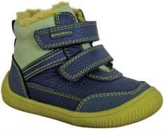 Protetika fiú flexi barefoot cipő TYREL GREEN 72021, 19, zöld