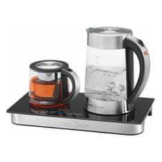 Profi Cook Rychlovarná konvice ProfiCook, PC-TKS 1056, stanice na čaj 1,8 l a kávu 0,8 l