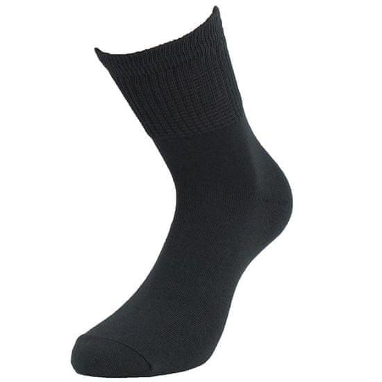 BENAMI Zdravotní ponožky Černá 35-38