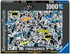 Ravensburger sestavljanka 165131 Batman izziv, 1000-delna