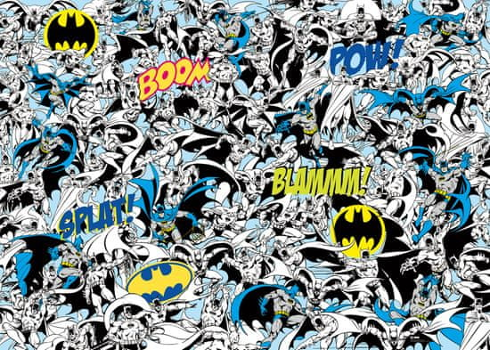 Ravensburger Puzzle 165131 Batman Výzva 1000 dílků